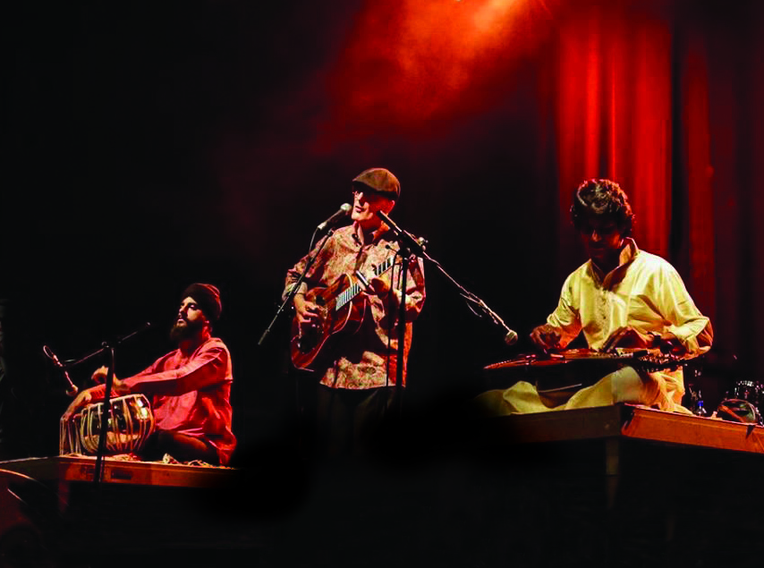 THE LONDON FOLK & ROOTS FESTIVAL PRESENTS MICHAEL MESSER'S MITRA + Special Guests
