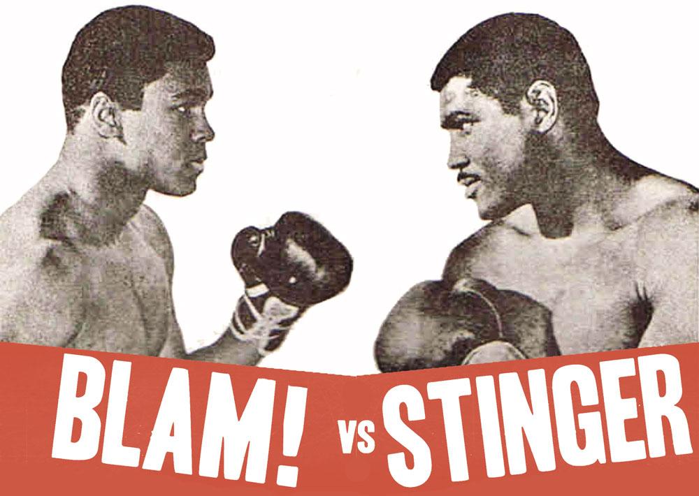Blam vs. Stinger