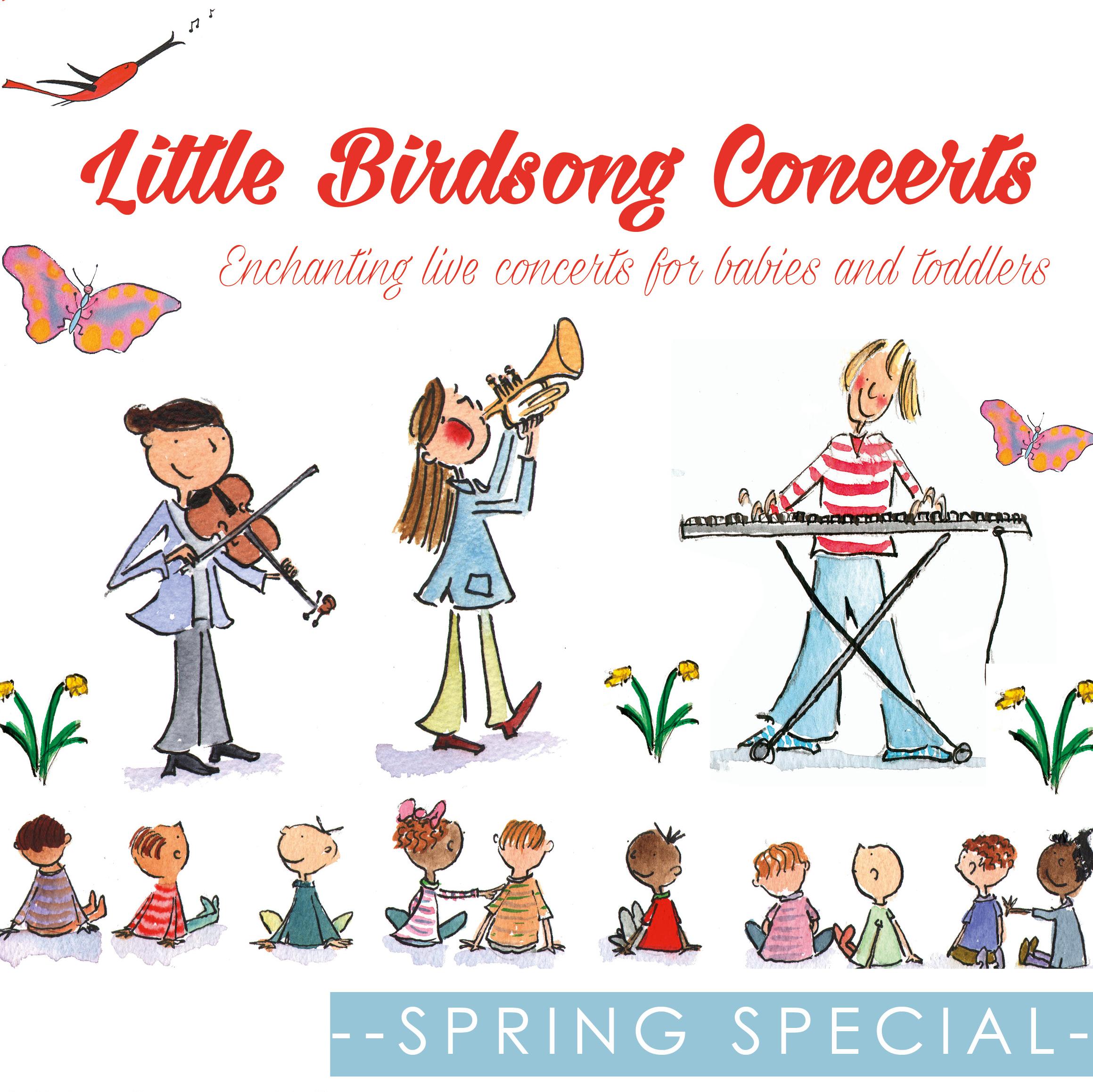 Little Birdsong Concerts