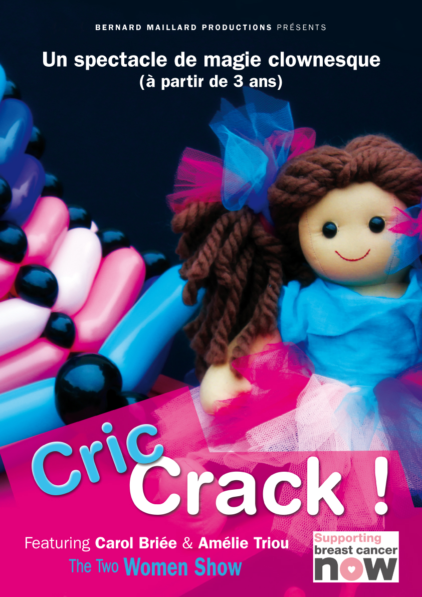 CRIC CRACK by The Two Woman Show