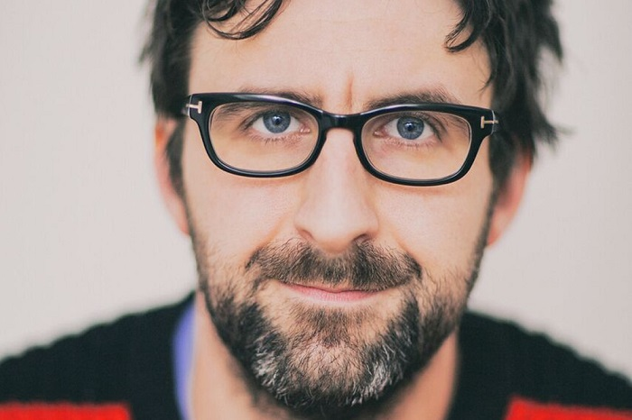 Live at the Chapel with Mark Watson