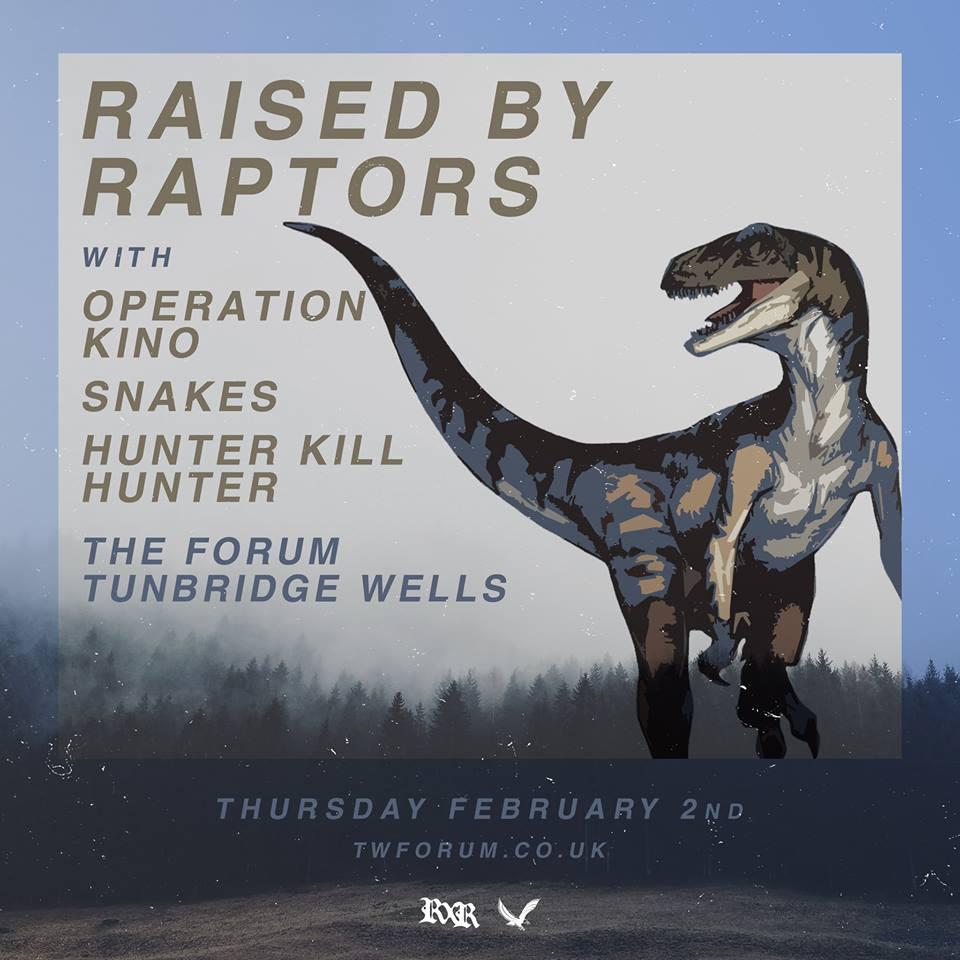 Raised By Raptors