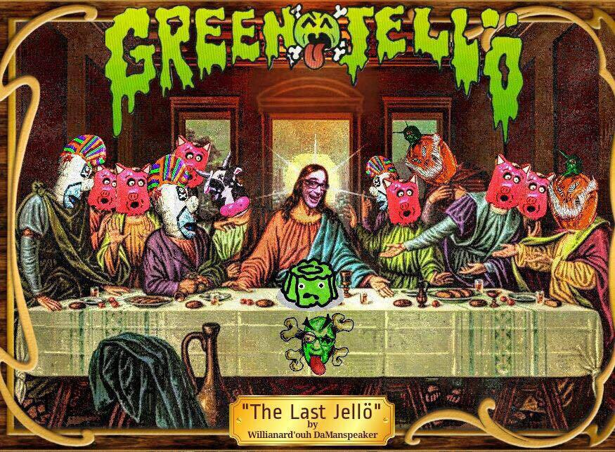 Green Jelly