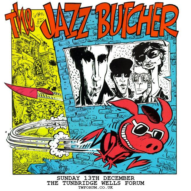 The Jazz Butcher