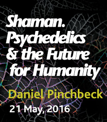 Shaman. Psychedelics and The Future for Humanity