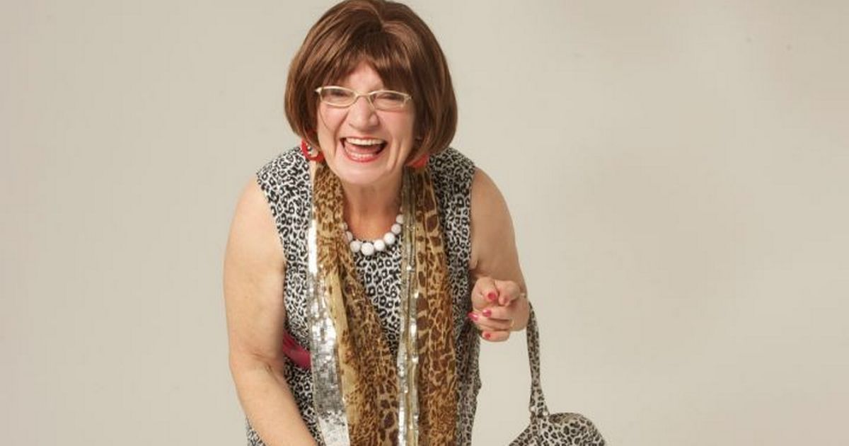 WORKSHOP: COMEDY CHARACTER MASTERCLASS WITH JANICE CONNOLLY