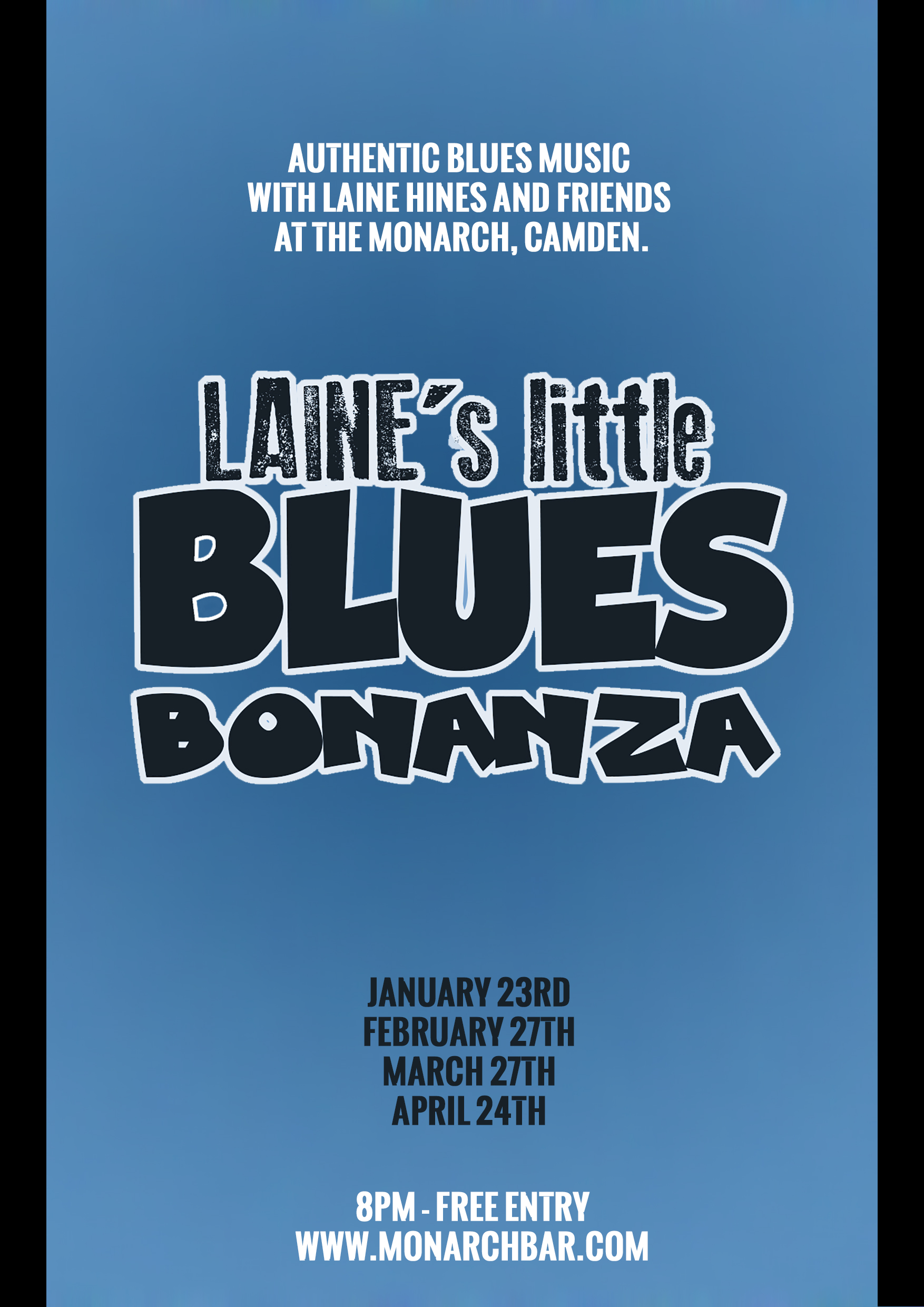 LAINES LITTLE BLUES BONANZA