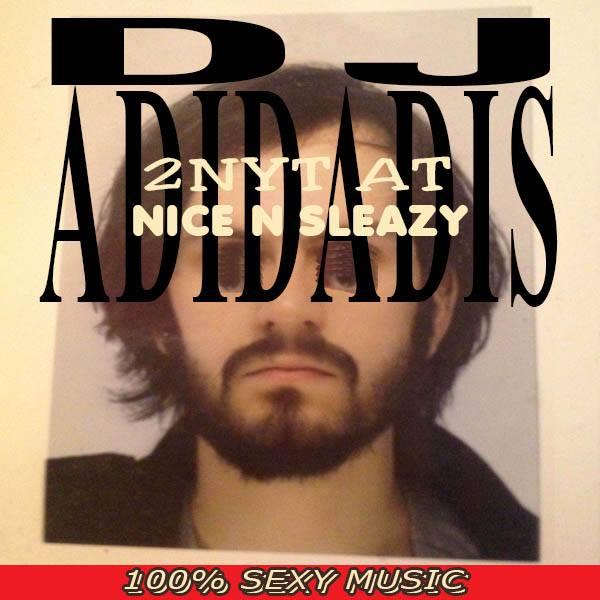 SMALL TALK w/ DJ ADIDADIS