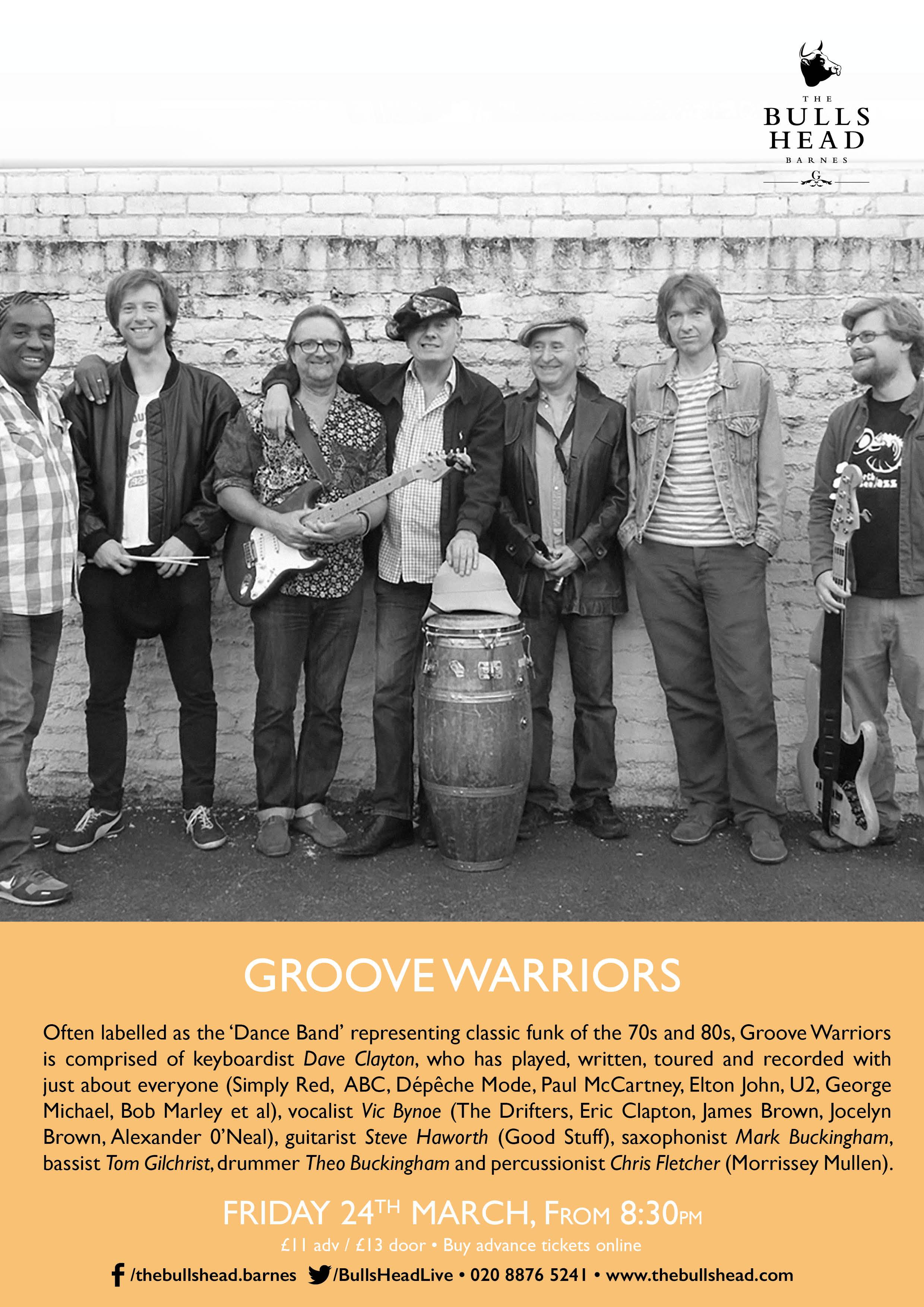 Groove Warriors