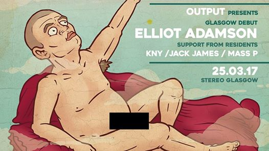 25 Output Presents: Elliot Adamson