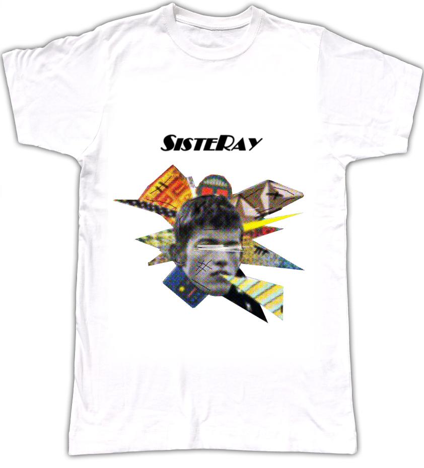 Sisteray 'No Escape' T-shirt- Mens