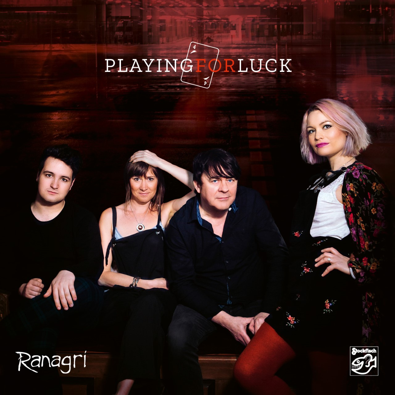 Playing For Luck CD - Ranagri