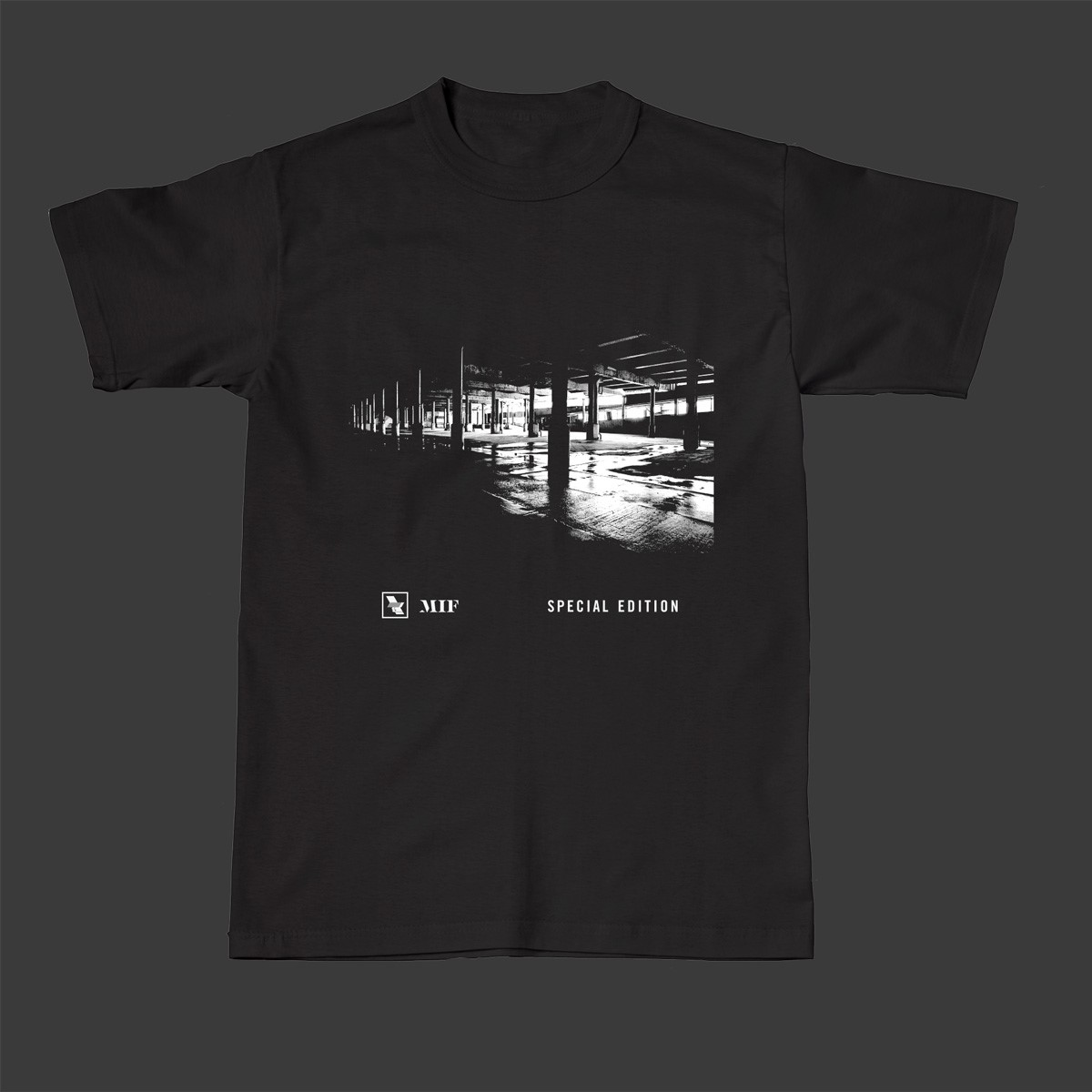 WHP x MIF Special Edition Tee - The Warehouse Project