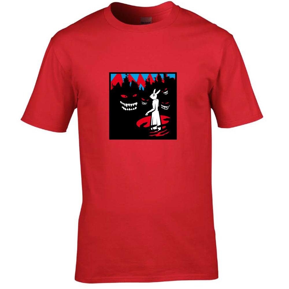 TTL Rabbit T-Shirt - The Hoosiers