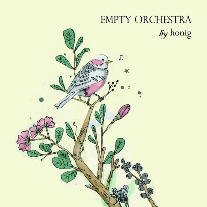 Empty Orchestra (CD) - HONIG