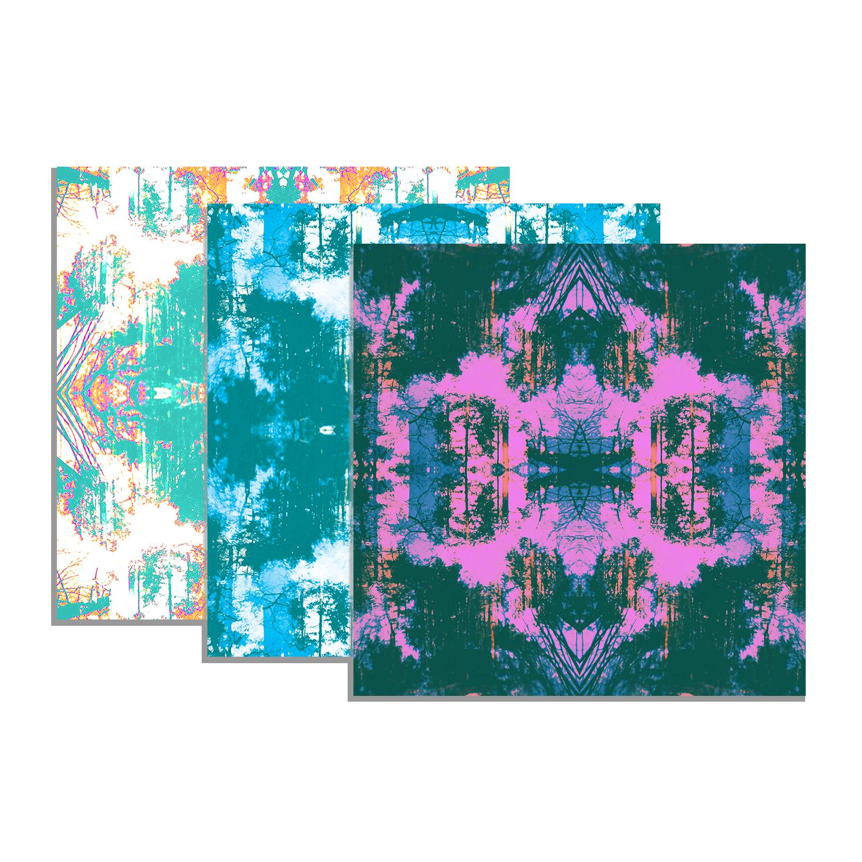 Dissolve Print Set - Tusks US