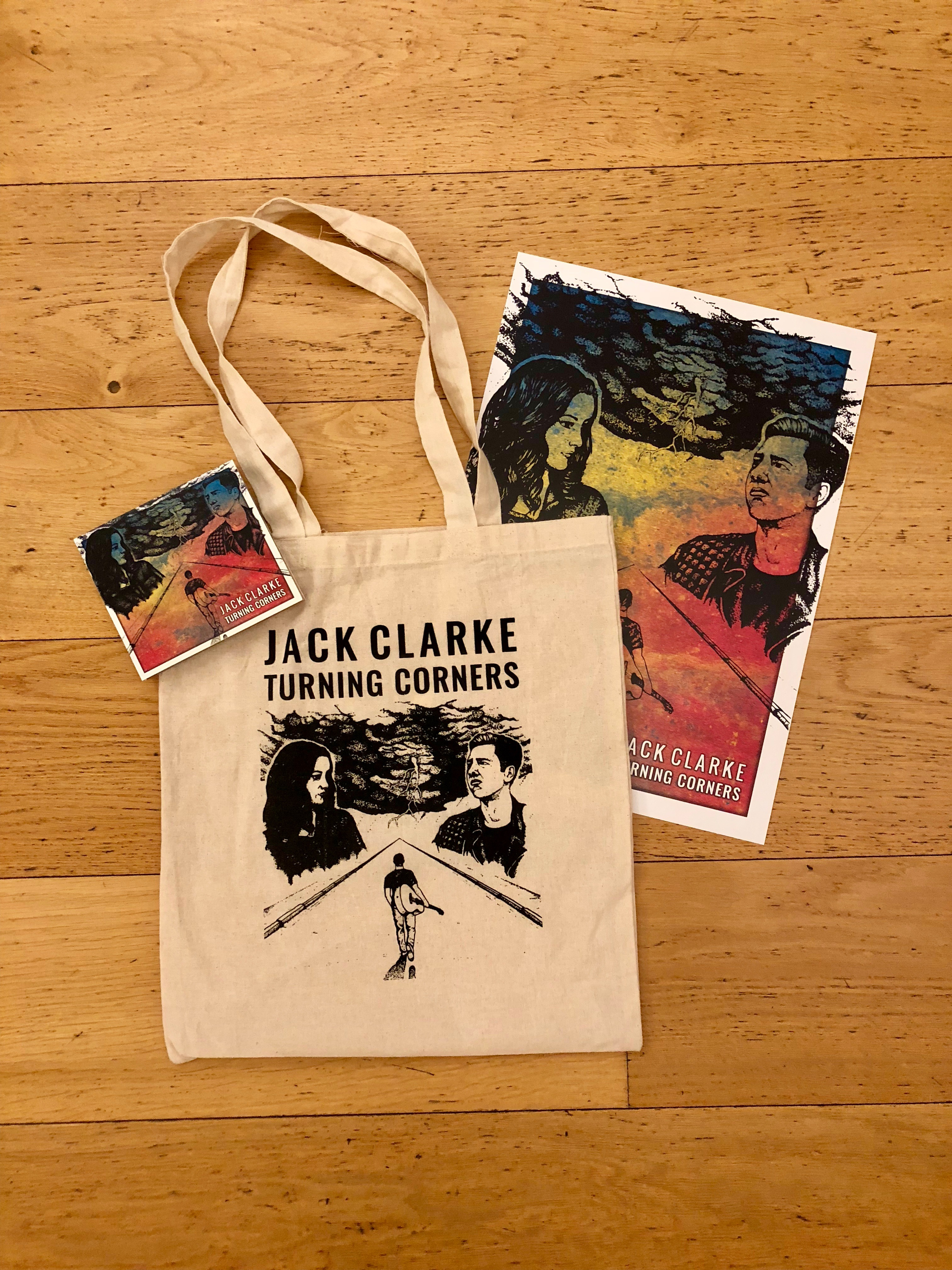 Turning Corners - The Ultimate Bundle - Jack Clarke