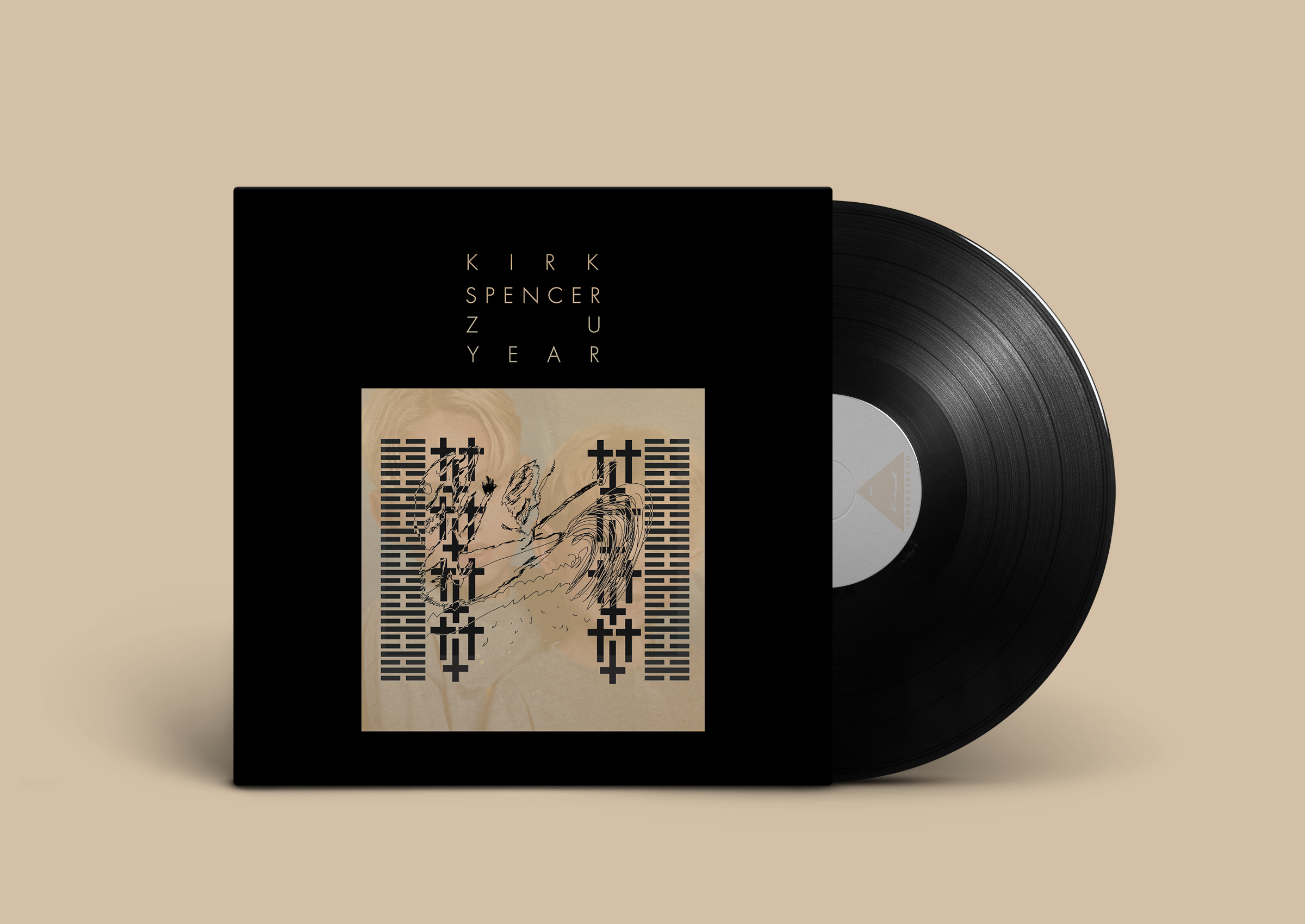 Zu Year Vinyl - Kirk Spencer