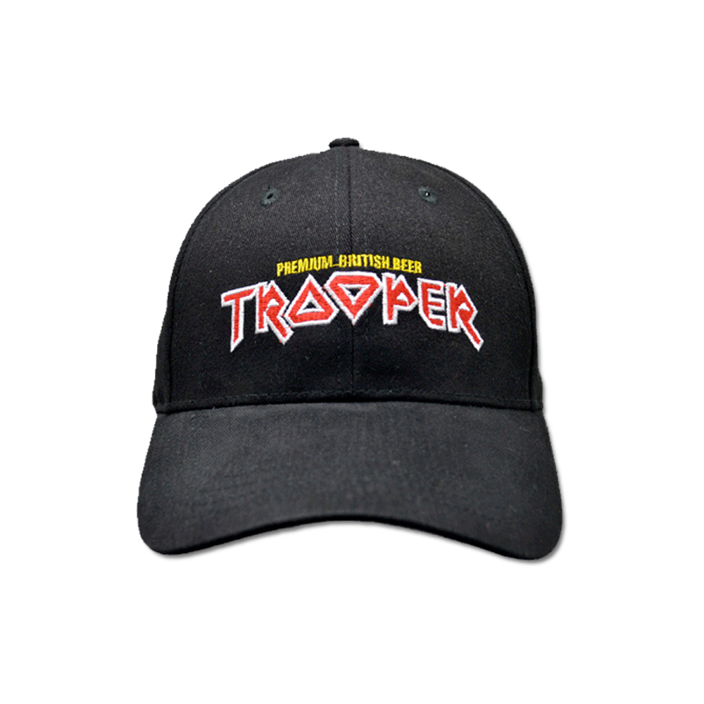 Trooper Beer Cap - Iron Maiden [Global USA]