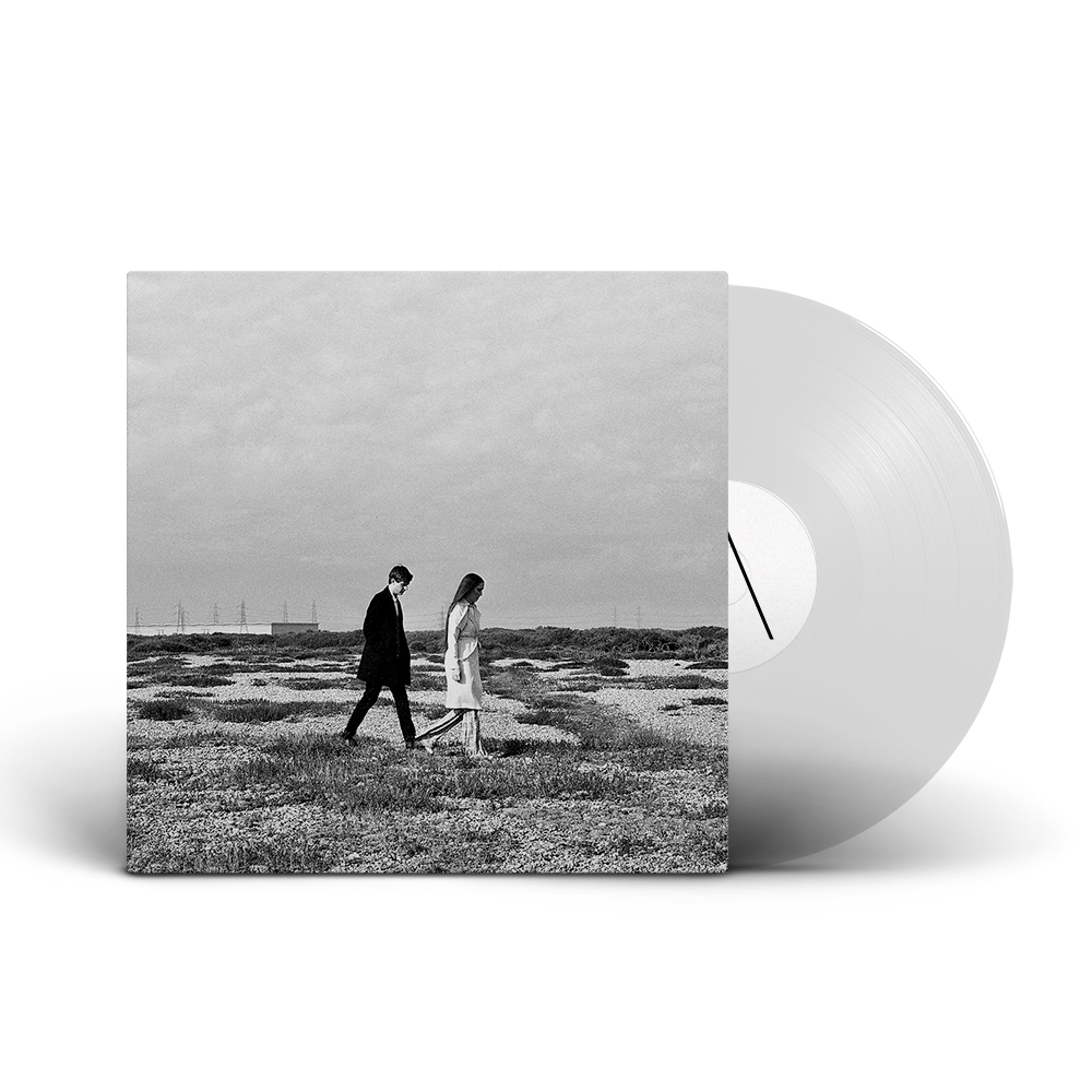 "Another River [12"" Transparent Vinyl with Digital Download] - Alpines"