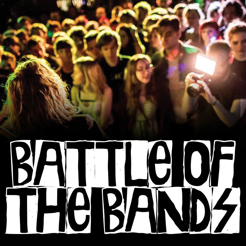 Battle of the Bands Semi Final 1 - Imprints / James Paterson / We Are Parkas / Nocky Nockz