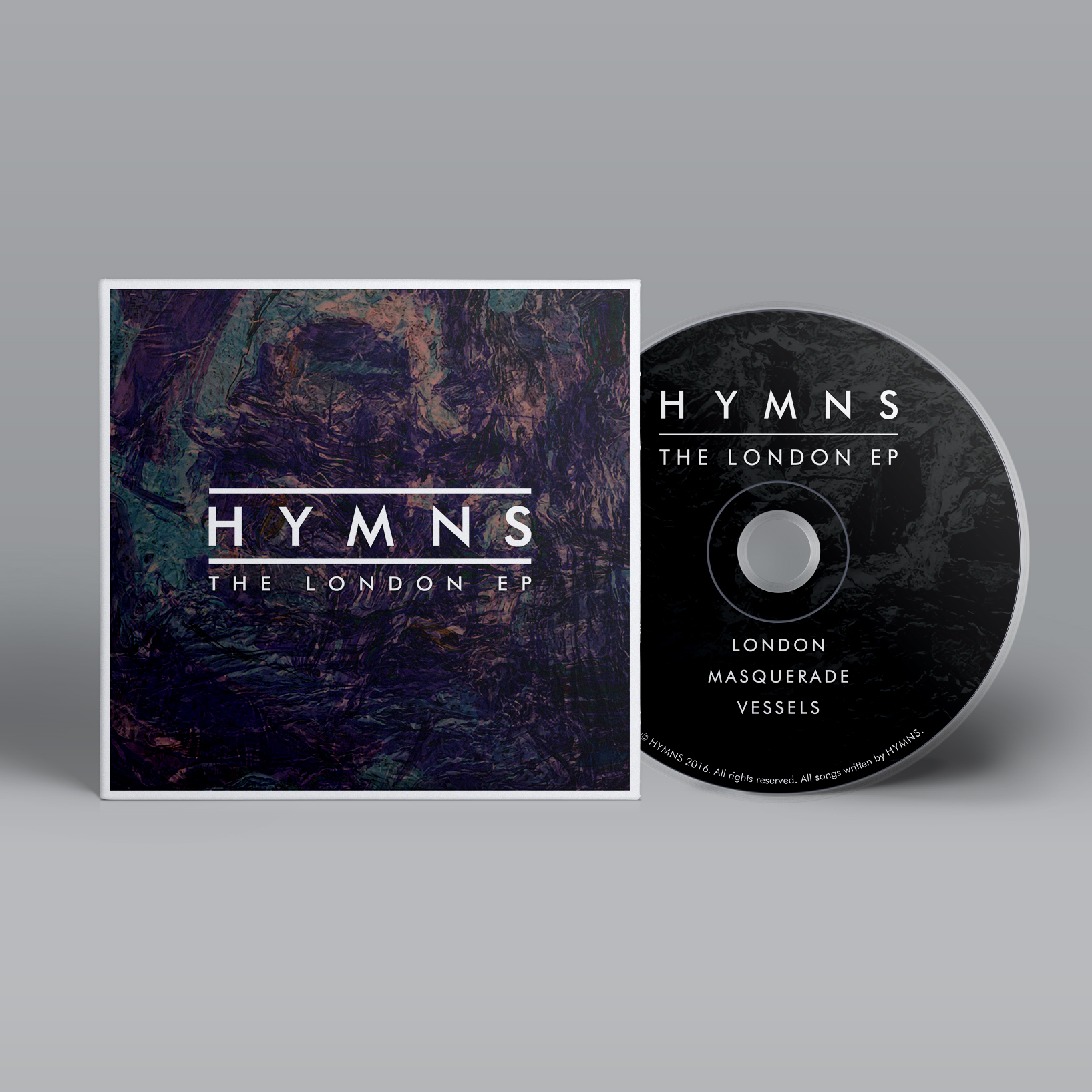London EP CD - HYMNS