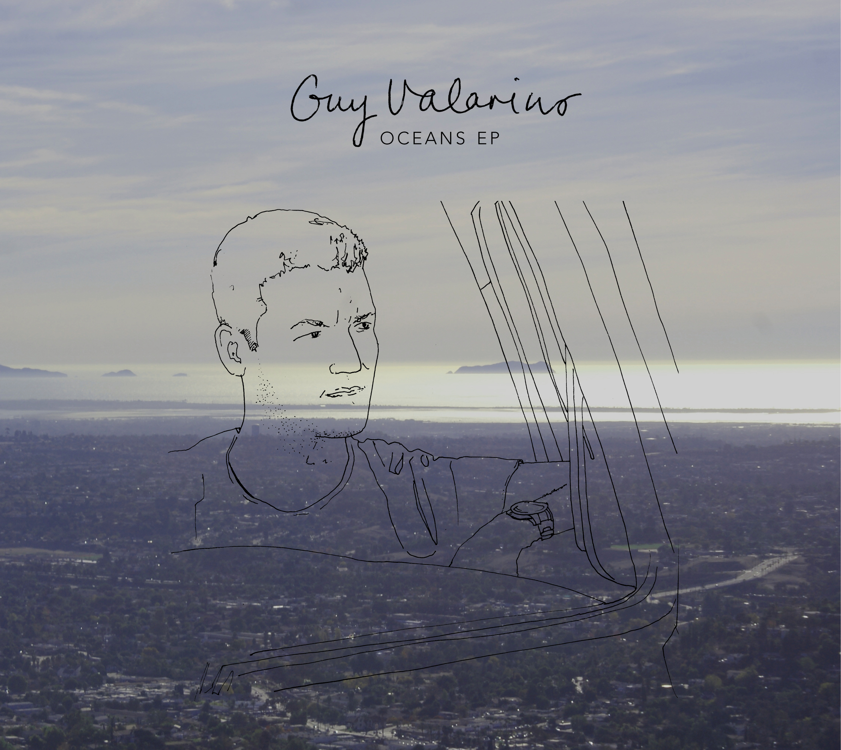 Oceans EP [Digital] - Guy Valarino