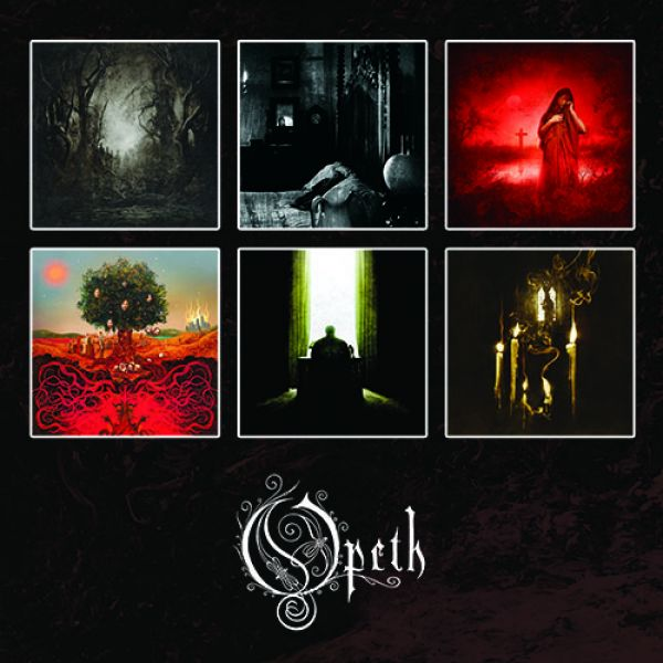 Opeth - Greeting Cards - Opeth