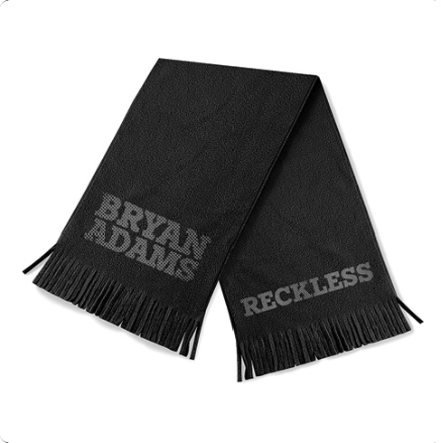 Logo Fleece Scarf - Bryan Adams