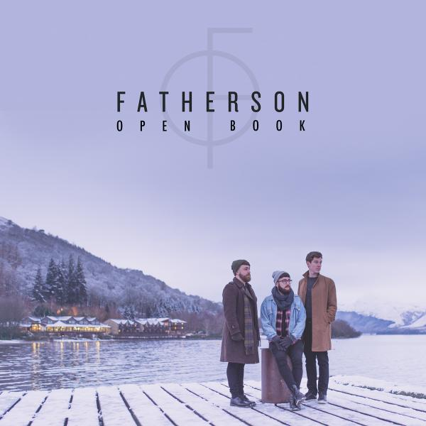 'Open Book' CD - Fatherson