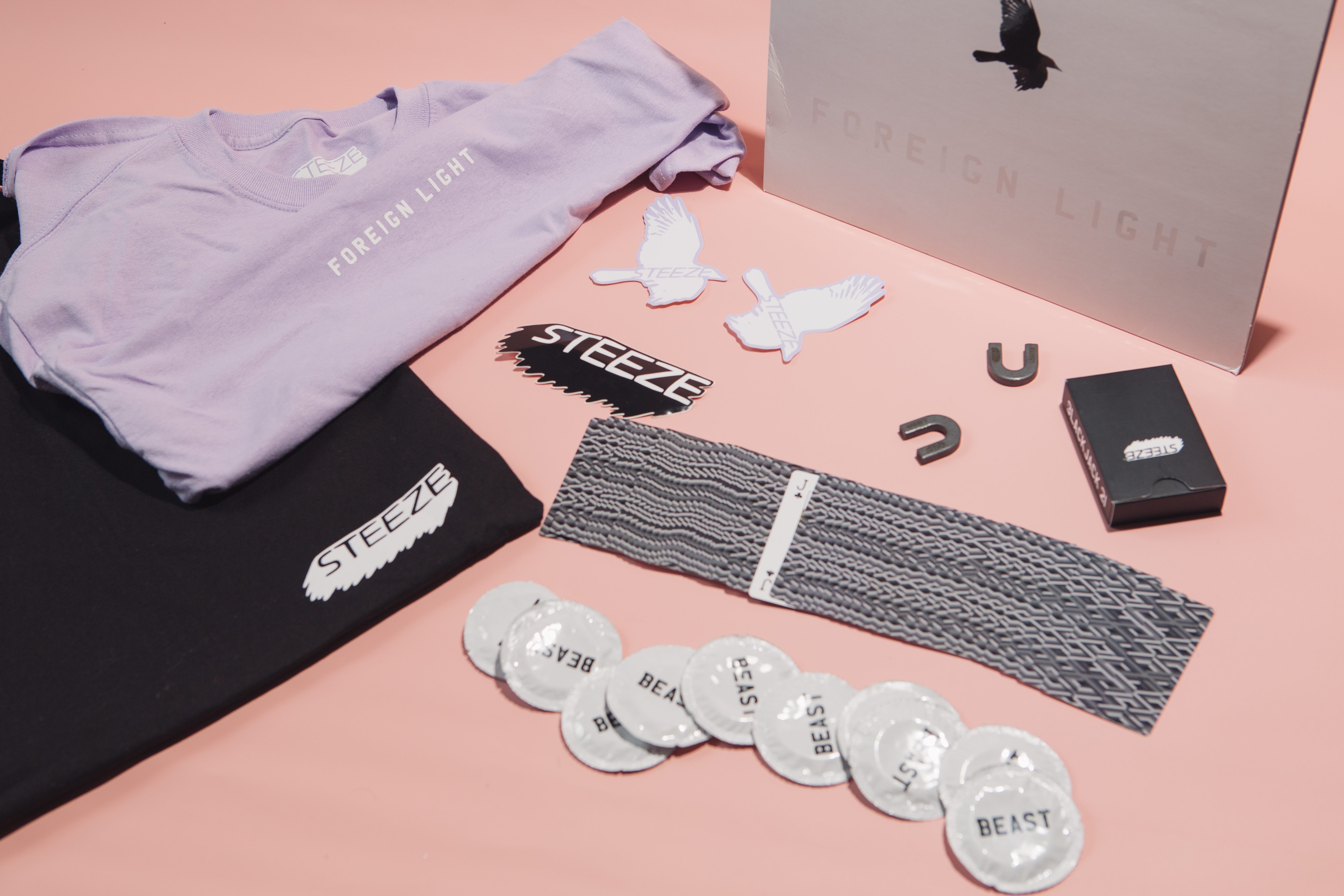Foreign Light Exclusive Bundle - Steeze