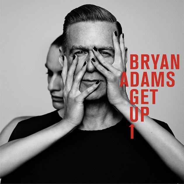 Get Up - CD - Bryan Adams