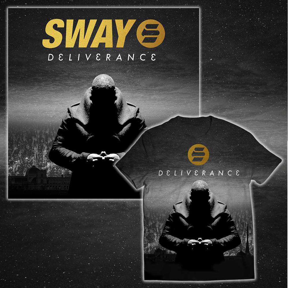 Deliverance Signed CD + T-Shirt - Sway