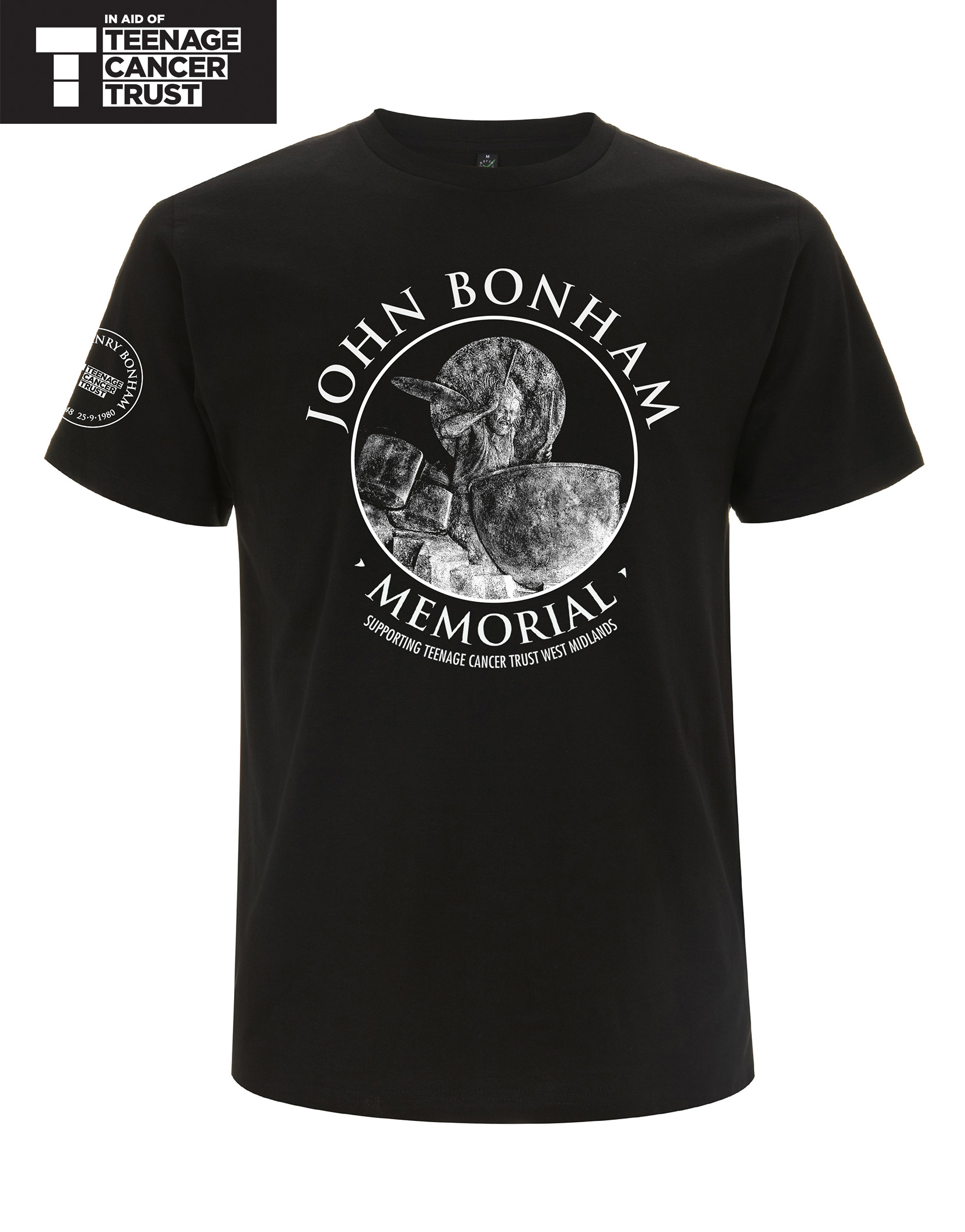 Memorial T-Shirt - John Bonham