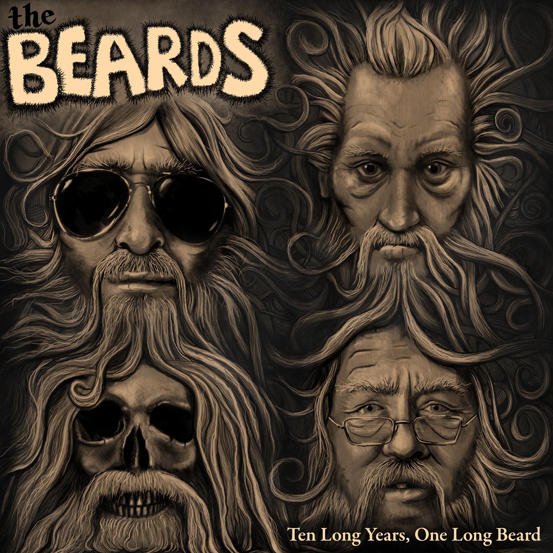 Ten Long Years, One Long Beard (Digital Download) - The Beards