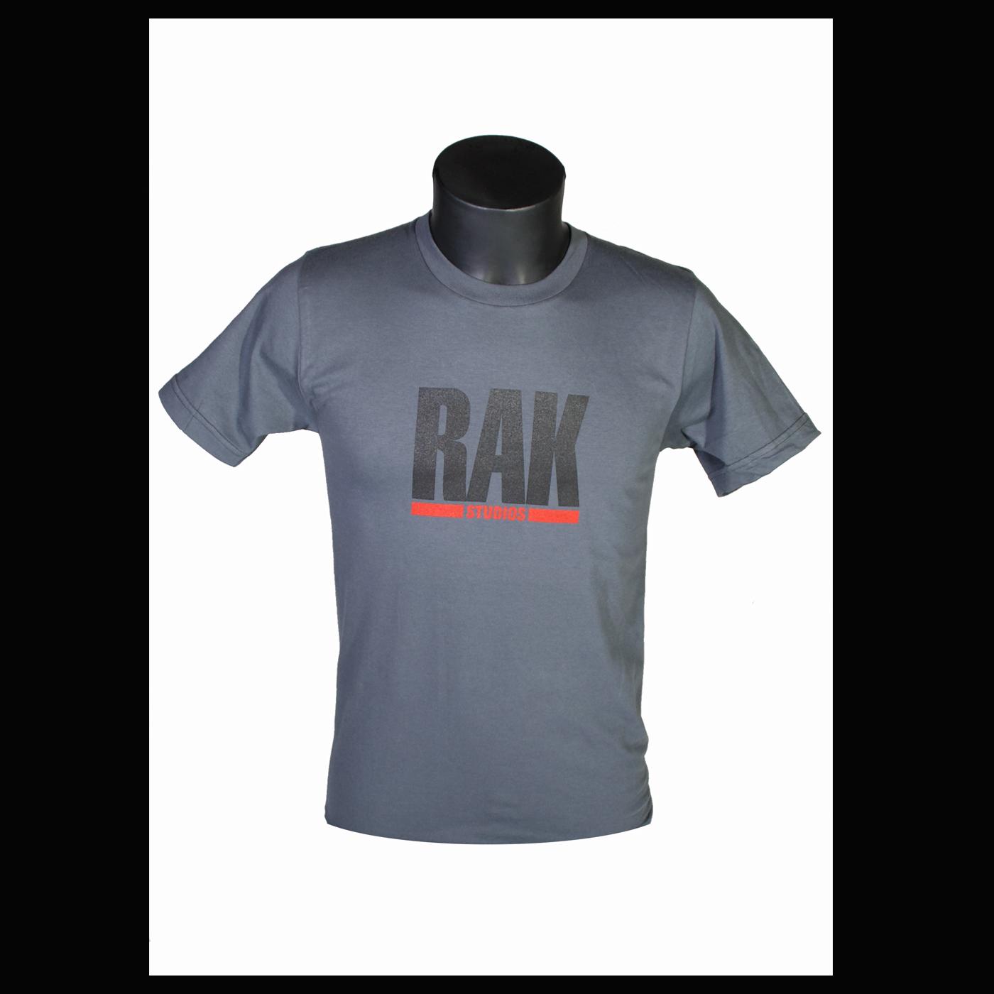 RAK Studios Grey T Shirt - RAK