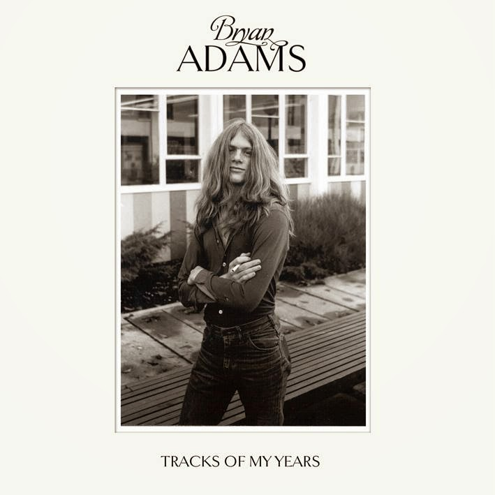 Tracks Of My Years Deluxe CD - Bryan Adams