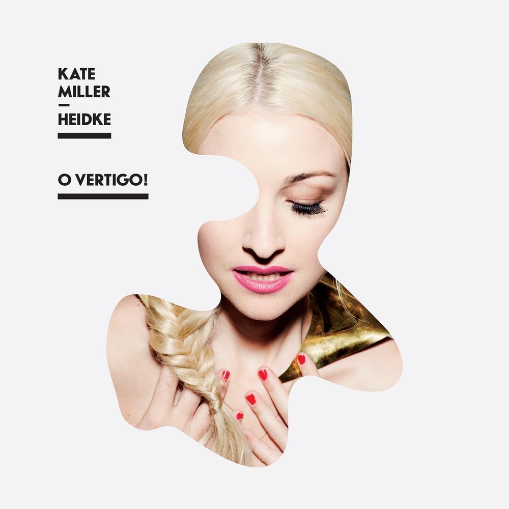 O Vertigo! (CD) - Kate Miller-Heidke