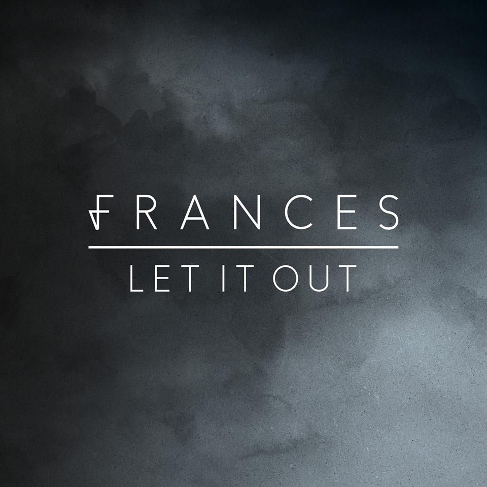 "Frances - Let It Out EP - 10"" vinyl with free digital download - Frances"