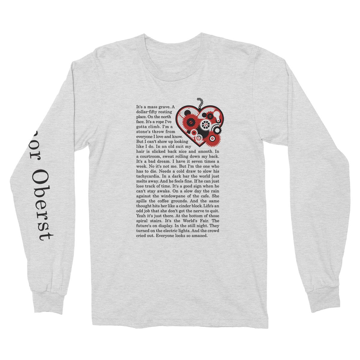 Tachycardia - Long Sleeve Tee - Conor Oberst