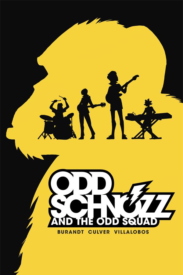 Odd Schnozz and the Odd Squad Trade Paperback OGN - Odd Schnozz and the Odd Squad