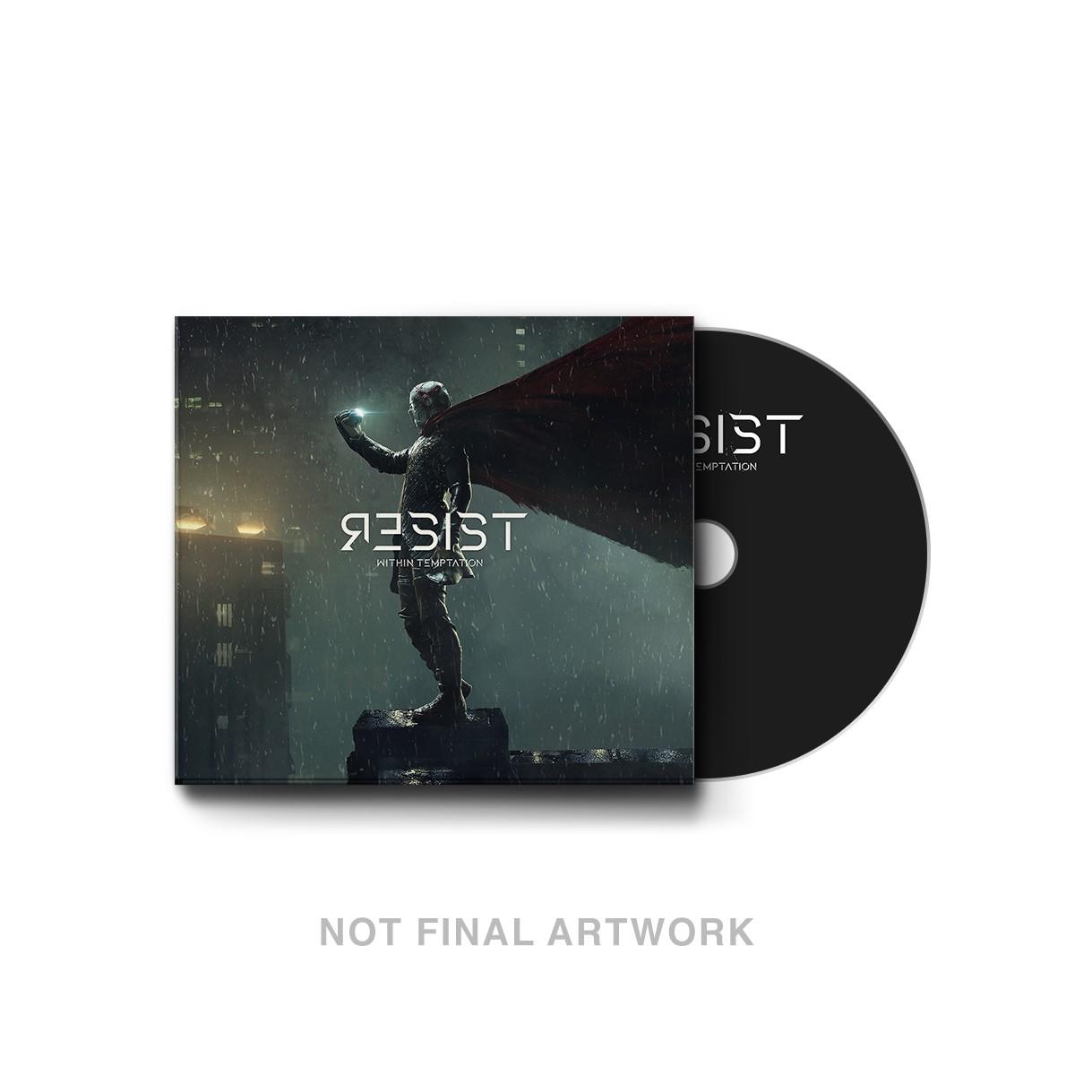 Resist - CD - Within Temptation