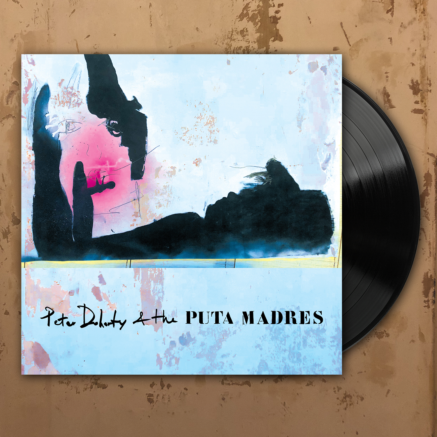 Peter Doherty and The Puta Madres - Vinyl - Pete Eudaimonism