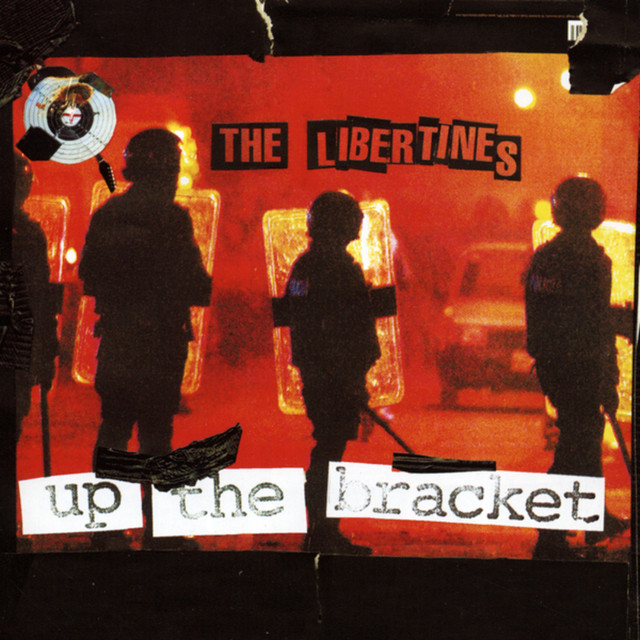 Up the Bracket (CD) - The Libertines