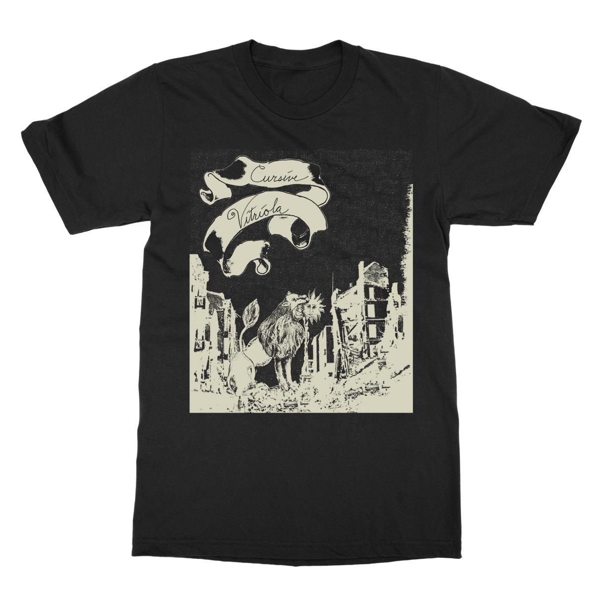 Vitriola T-shirt - Cursive