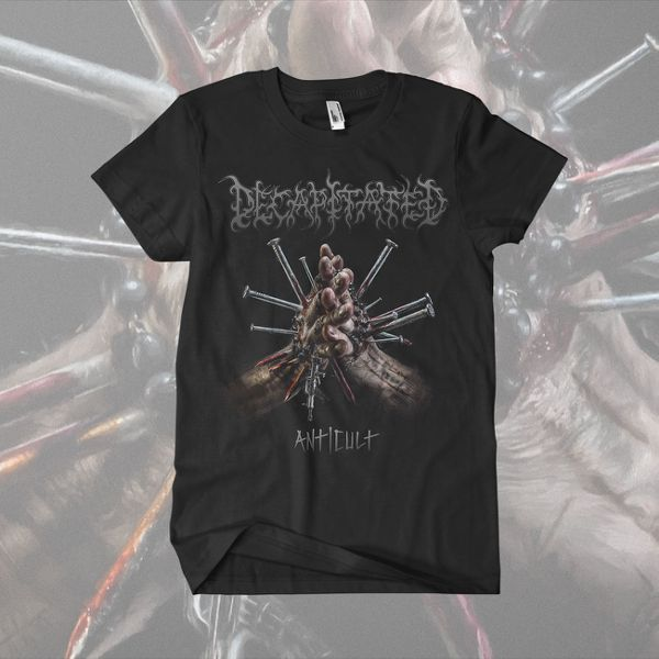 Decapitated - 'Anticult' T-Shirt - Omerch