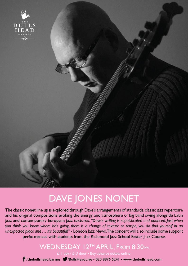 Dave Jones Nonet