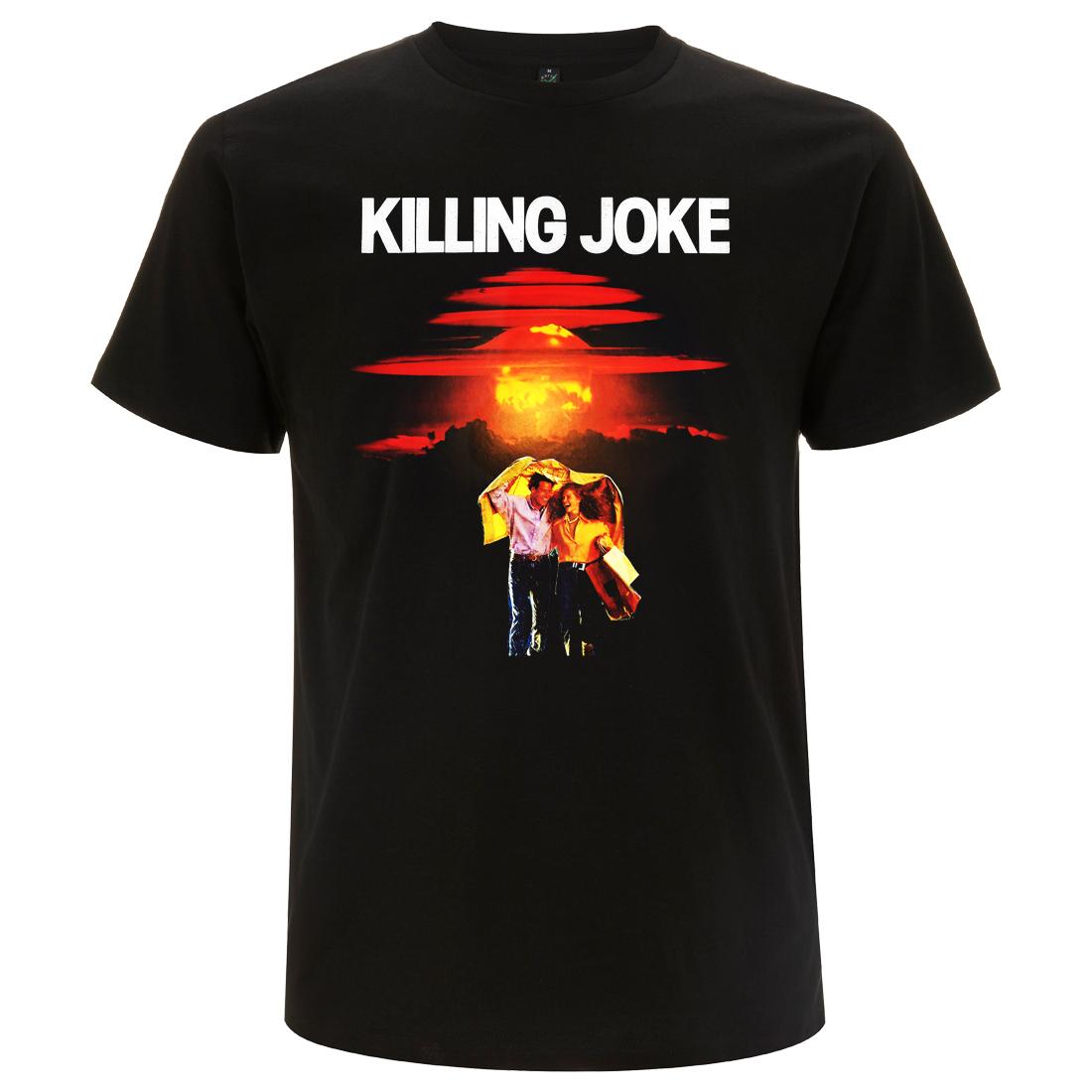 Nuclear War T-Shirt - Killing Joke