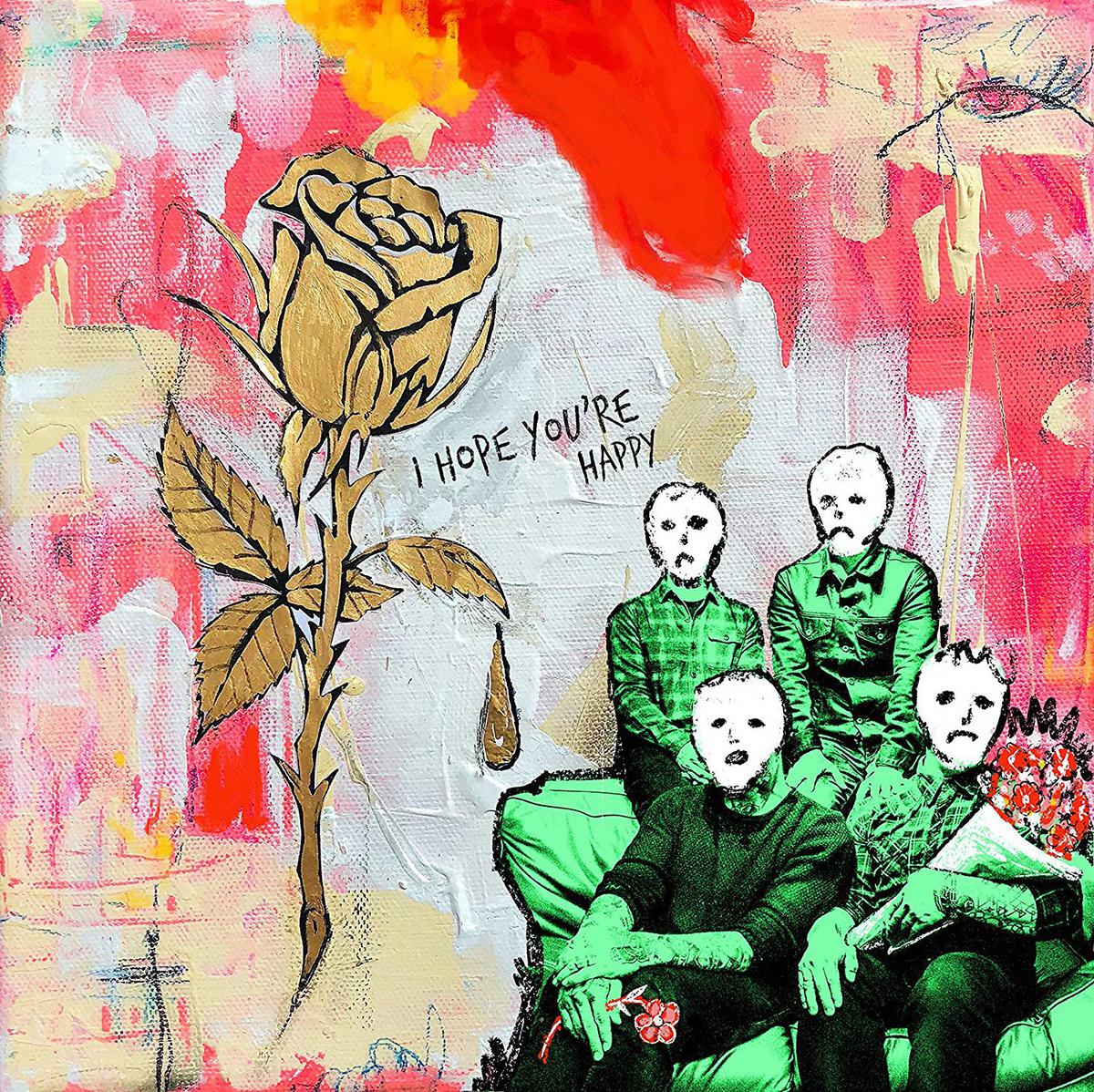 I Hope You're Happy – CD - Blue October