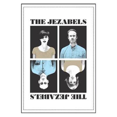 The Jezabels Tea Towel - The Jezabels